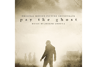 Joseph Loduca - Pay the Ghost - Original Motion Picture Soundtrack (A sötétség kapui) (CD)