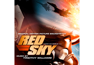 Timothy Williams - Red Sky - Original Motion Picture Soundtrack (Kerozin cowboyok) (CD)
