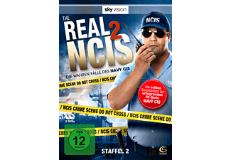 The Real NCIS - Staffel 2 [DVD]