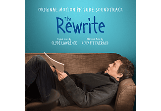 Clyde Lawrence - The Rewrite - Original Motion Picture Soundtrack (Hogyan írjunk szerelmet) (CD)