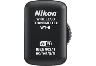 NIKON WT-6 Wireless-LAN-Adapter   , Schwarz