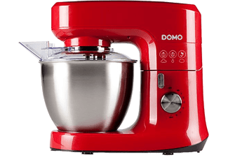 DOMO Multifunctionele keukenrobot (DO9109KR RED)