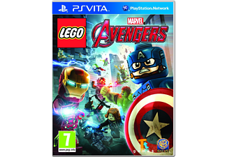 LEGO: Marvel Avengers PS Vita