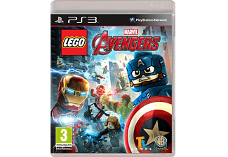 LEGO: Marvel Avengers PS3