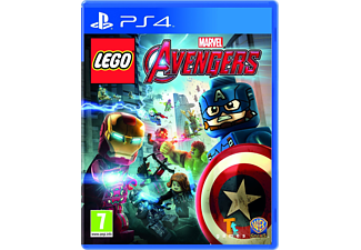 LEGO: Marvel Avengers PS4