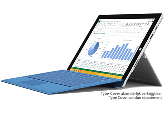 "MICROSOFT Surface Pro 3 12"" Intel Core i7 256 GB 8 GB RAM WIN 8.1"