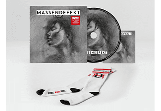 Massendefekt - Echos (Ltd. Saturn Edition inkl. Band-Socken) - (CD)