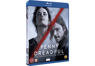 Penny Dreadful S2 Skräck Blu-ray