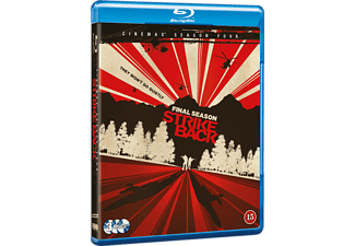 Strike back S4 Action Blu-ray