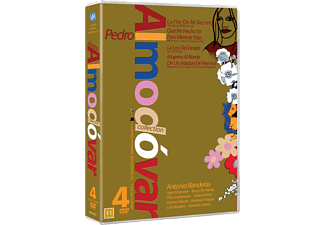 Almodóvar - Collection Brun Drama DVD