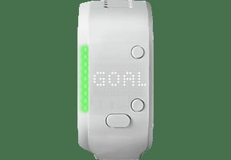 ADIDAS  MICOACH FIT SMART, Herzfrequenzmesser, L, Weiß