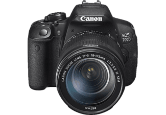 CANON EOS 700D 18-135mm IS Lens Kit Dijital SLR Fotoğraf Makinesi
