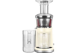KITCHENAID 5KVJ0111EAC, Slow Juicer, Almond Cream