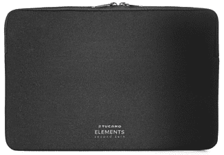 TUCANO Elements Second Skin Sleeve MacBook Air 13 inch Zwart