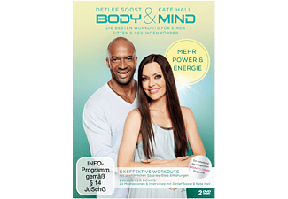 Body & Mind - Mehr Power & Energie - (DVD)