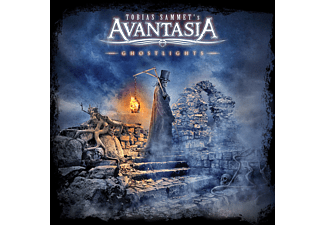 Avantasia - Ghostlights - (CD)