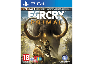 Far Cry: Primal Special Edition PS4