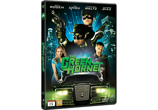 Green Hornet Action DVD
