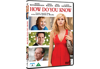 How do you know Komedi DVD