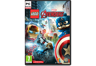 LEGO: Marvel Avengers PC