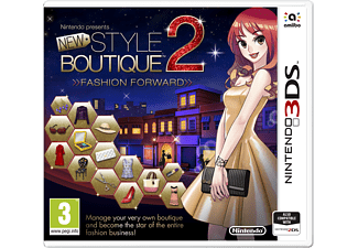 Nintendo presents: New Style Boutique 2 Fashion Forward 3DS
