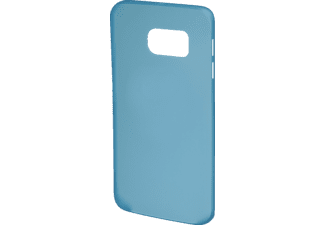 HAMA Ultra Slim Backcover Samsung Galaxy S7 Edge Kunststoff Blau