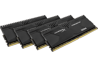 KINGSTON HyperX Predator 16GB(4x4GB) 2800MHz DDR4 Ram HX428C14PB2K4/16
