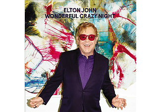 Elton John - Wonderful Crazy Night - Deluxe Edition (CD)