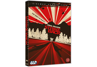 Strike back S4 Action DVD