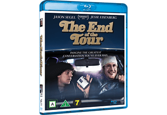 The End of the Tour Drama Blu-ray