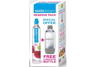SODASTREAM Reserve Pack Cilinder CO² + Fles (1053002310)