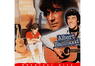 Albert Hammond - Greatest Hits - (CD)