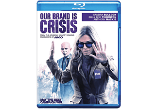 Our Brand is Crisis Komedi Blu-ray