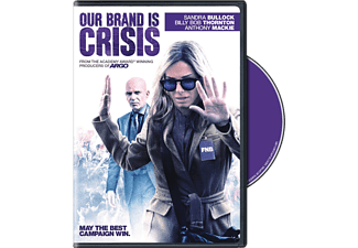 Our Brand is Crisis Komedi DVD