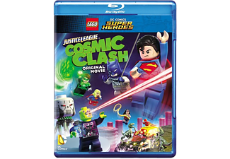 LEGO Justice league - Cosmic clash Animation / Tecknat Blu-ray