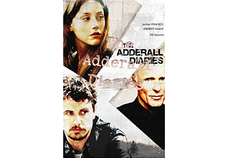 The Adderall Diaries Thriller DVD