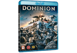 Dominion S2 Drama Blu-ray