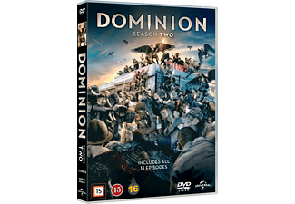 Dominion S2 Drama DVD