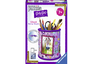 RAVENSBURGER 120758 Girly Girl Edition Utensilo - Pferde