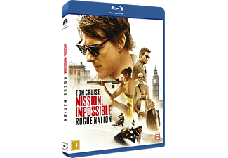 Mission: Impossible - Rogue Nation Action Blu-ray