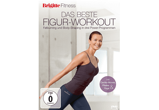 Brigitte - das beste Figur-Workout - Fatburning und Body-Shaping in drei Power-Programmen - (DVD)