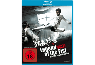 Legend of the Fist - (Blu-ray)