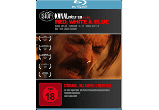 Red, White & Blue [Blu-ray]