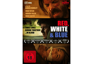 Red, White & Blue - (DVD)
