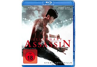 Legendary Assassin - (Blu-ray)