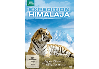 Expedition Himalaja - (DVD)