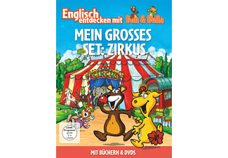 Mein Grosses Set: Zirkus - Ben & Bella - (DVD)