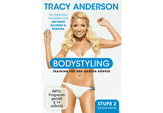 Tracy Anderson: Bodystyling - Fortgeschritten - Stufe 2 [DVD]