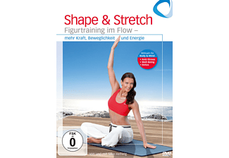 Shape & Stretch - Figurtraining im Flow - (DVD)