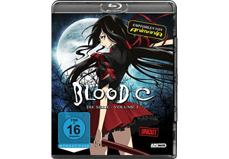 Blood C - Series Part 1 Vol. 1-3 - (Blu-ray)